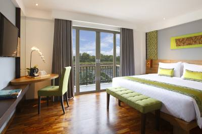 Deluxe Paddy View Rooms